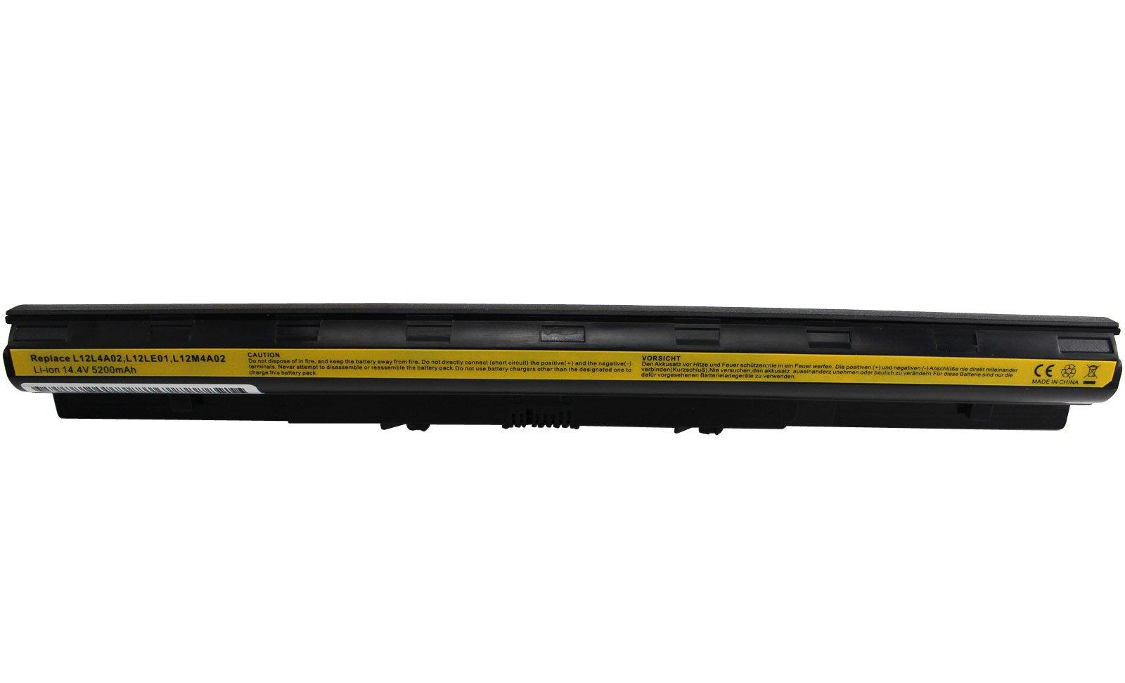 Bateria 8 Celdas G400S para Lenovo Ideapad G40-30 G40-70 G50-70 G50-80 Z40-75 Z70-80 L12L4A02 L12L4E01 L12M4A02 L12M4E01