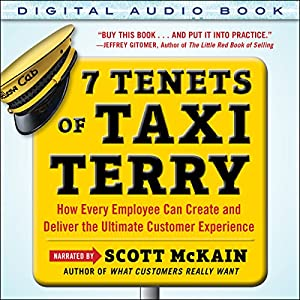 7 Tenets of Taxi Terry Audiobook