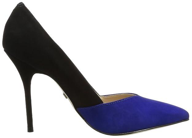 Buffalo London, Damen Pumps Blau Bleu (Cobalt 05) 36