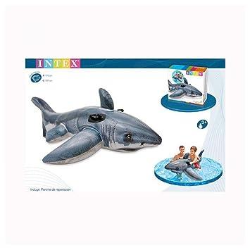 Tiburon Blanco Hinchable -cv15-: Amazon.es: Juguetes y juegos