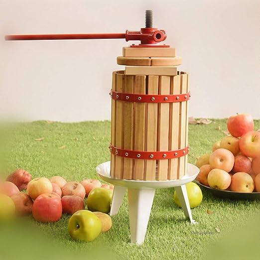 XVCHANGQING Exprimidor Máquina de jugo de prensa manual DIY uva ...
