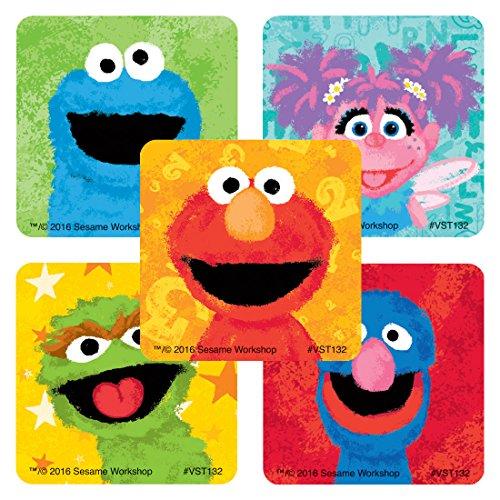 Sesame Street ValueStickers - Prizes 250 per Pack