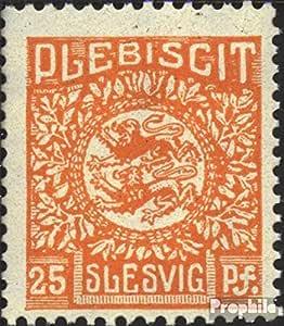 Prophila Collection Schleswig (votación) 7 1920 Escudo de Armas (Sellos para los coleccionistas): Amazon.es: Juguetes y juegos