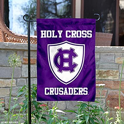 b854a556 Amazon.com : College Flags and Banners Co. Holy Cross Crusaders ...
