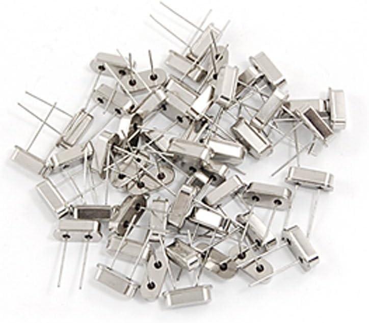 Aexit 50 Unidades 27MHz 27.000 MHz DIP-2 Oscilador de Cristal (model: R4022IV-1195SW) de Cuarzo HC-49S: Amazon.es: Bricolaje y herramientas