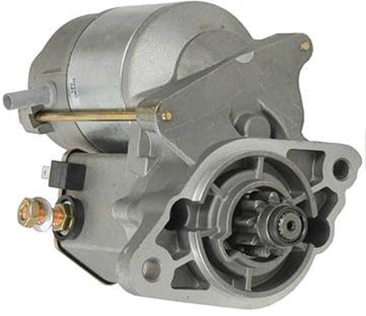 NEW Starter Fits Kubota Generator Sets GL6500S ZB600GLS Engine 12HP Dsl 1988-ON