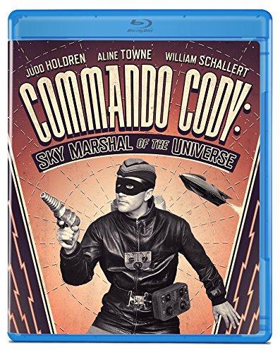 Commando Cody: Sky Marshal of the Universe [Blu-ray]