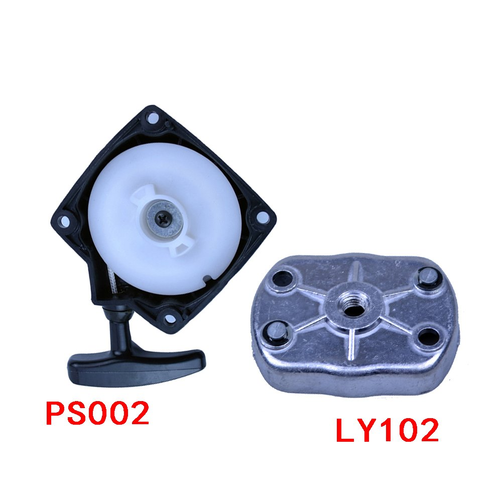 Easy Pull Start Recoil Starter Claw Pawl For 36cc 43cc 49cc Gas Goped Scooter