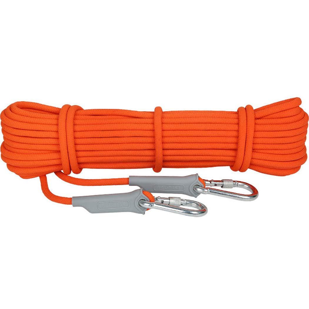 【予約受付中】 アウトドア クライミングロープ ザイルガイロープ プロ 安全、12 10m(33ft)|orange アウトドア mm プロ 補助ザイル、2 カラビナ、登山 アウトドア活動 エスケープ B07QQRGQQH orange 10m(33ft) 10m(33ft)|orange, ホームフィット:2b1fa9f3 --- a0267596.xsph.ru