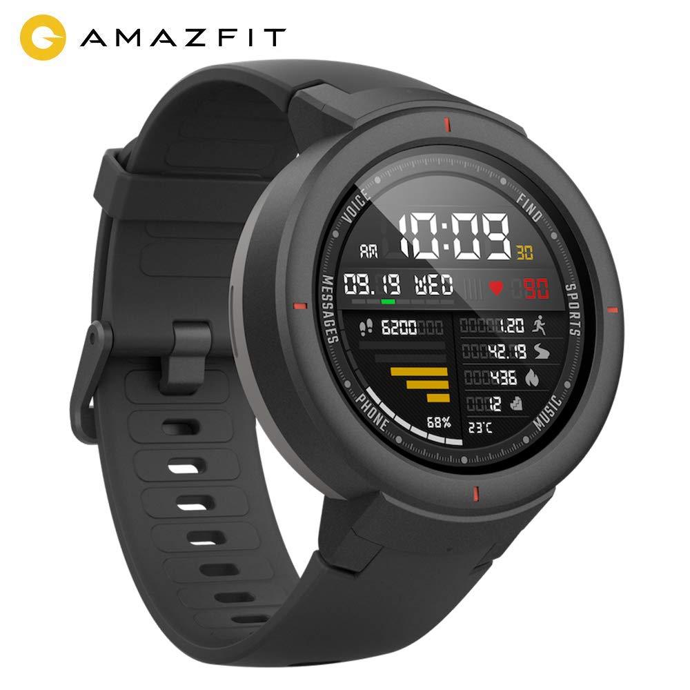 AMAZFIT Verge Smartwatch con Schermo AMOLED da 1,3 Pollici