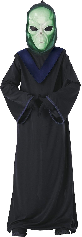 Medium 881030M Rubies Alien Commander Child Costume