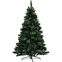 SAS 1.8m Pine Christmas Tree 550 Tips Full Figured Easy Assembly