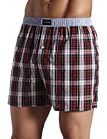 Tommy Hilfiger Men's Tartan Boxer Short