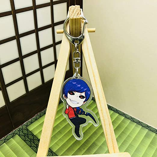 Anime Tokyo Ghoul Kaneki Ken Juzo Suzuya Kirishima Touka Keychain Keyring Gift
