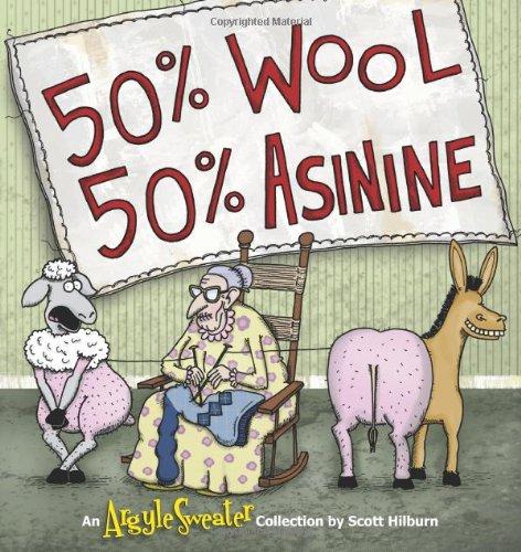 50% Wool, 50% Asinine: An Argyle Sweater Collection PDF