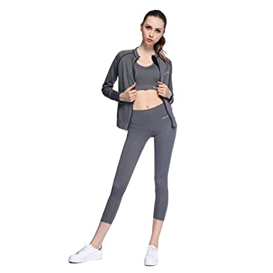 Yoga Sets Objective Women Fitness Tracksuit Sporting Clothes Tank Top Leggings Floral Print Gym Sportswear Outfits Sport Suit Women 2 Piece Yoga Set And To Have A Long Life. Fitness & Body Building