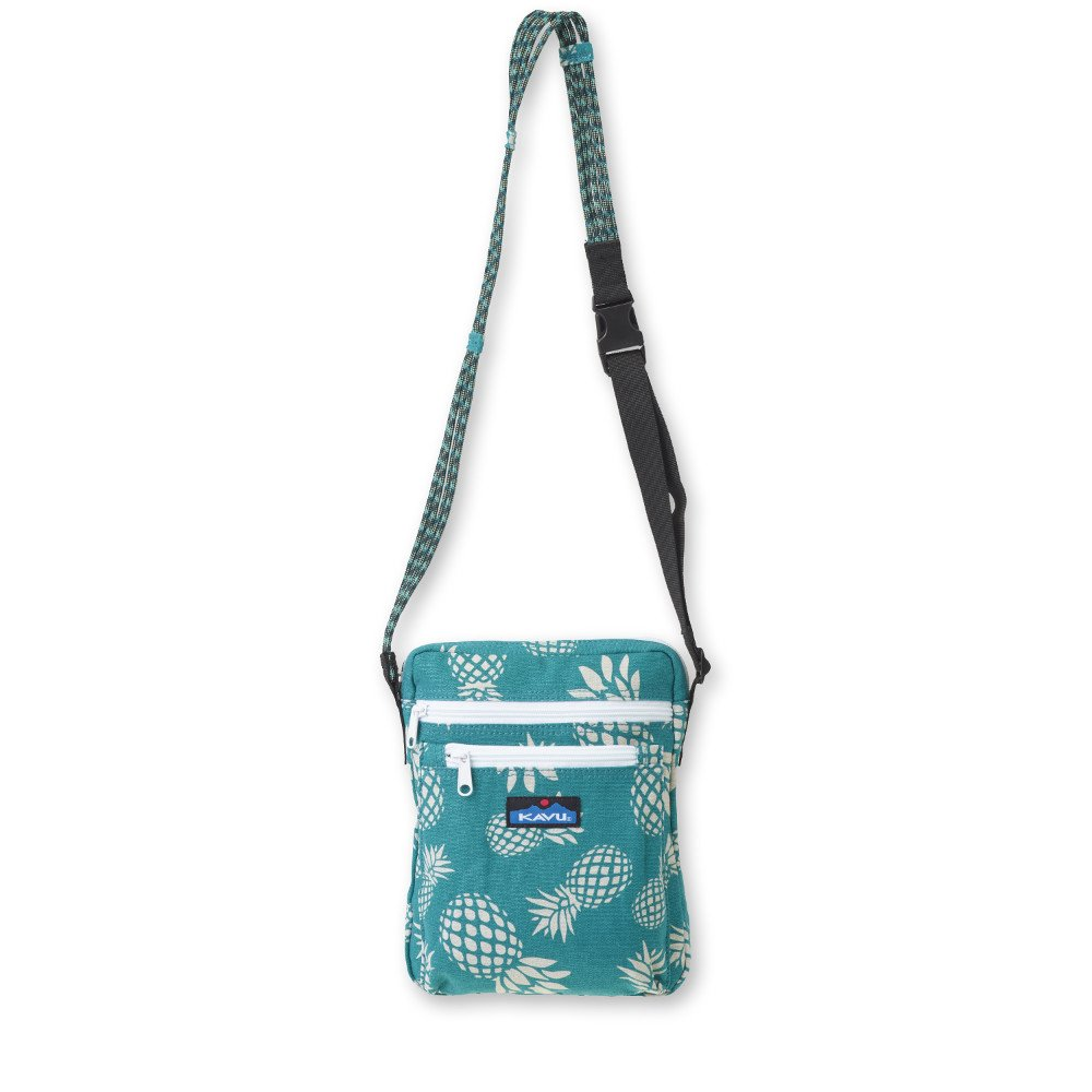 KAVU Zippit Backpack, Pineapple Passion, One Size