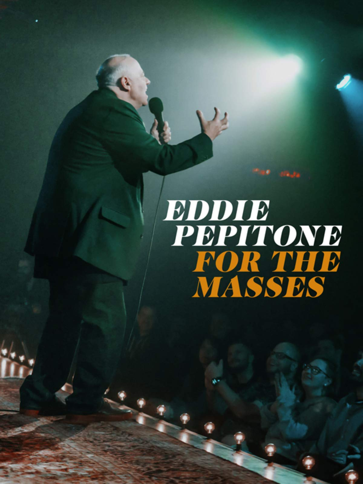 Eddie Pepitone: For the Masses