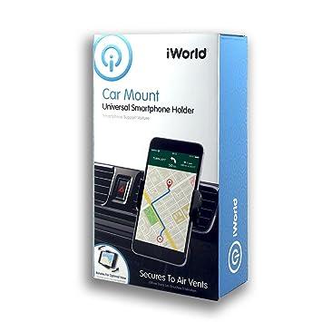 Iworld windshield smartphone mount