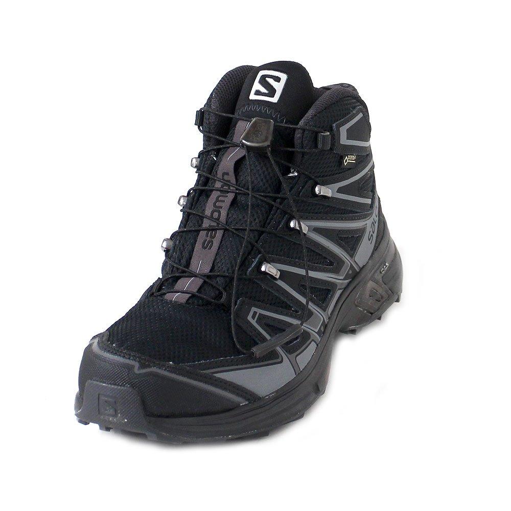 Salomon Herren L39183200 Trekking- & Wanderstiefel Schwarz