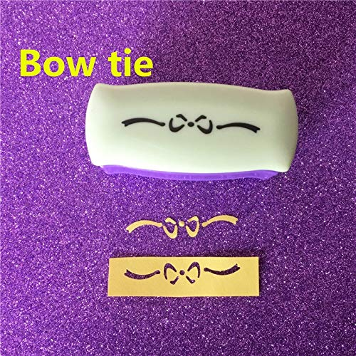 VT BigHome furadores Bow tie Shaped Border Punches for Scrapbooking Shaper Punch Craft Paper Creative Boundary Hole Punch Embossing Device