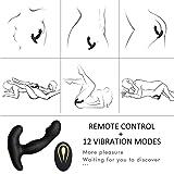Silicone Vibration Wireless Remote Control Male