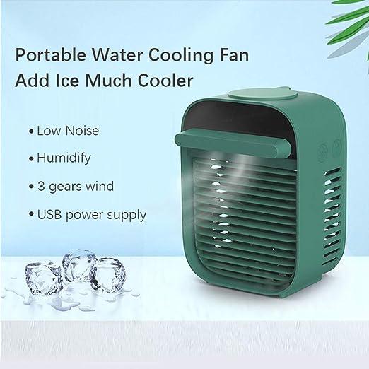 M-GLT Ventilador de enfriamiento de Agua Conveniente ...