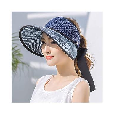 hdljd Sombrero de sombrilla para Dama Gorra Protectora contra el ...
