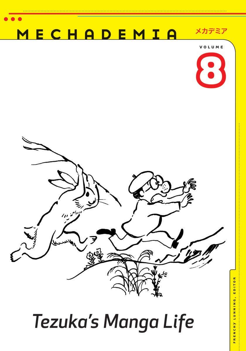 Mechademia 8: Tezuka's Manga Life