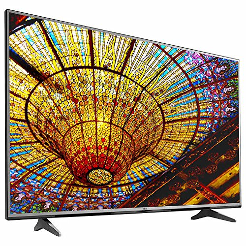 "LG 55"" Class (54.6"" Diag.) 4K Ultra HD Smart LED LCD TV 55UH615A"