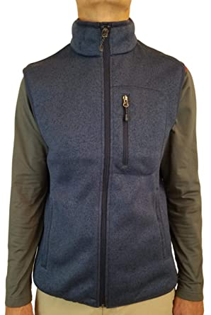 aedfa107a9797 Image Unavailable. Image not available for. Color  Free Country Mens  Sweater Fleece Vest ...
