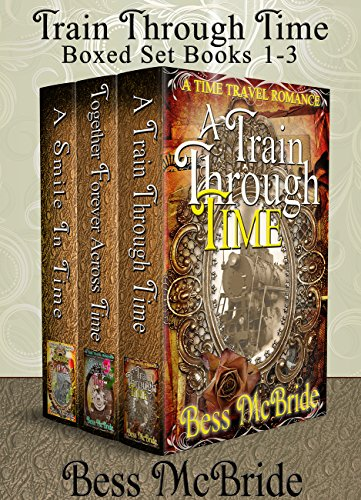 (Train Through Time Series Boxed Set Books)