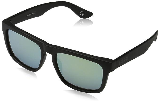 Vans Hombre SQUARED OFF Gafas de sol, Negro (BLACK-YELLOW ...