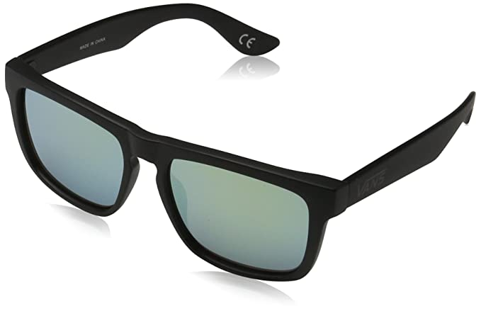 occhiali da sole uomo neri vans