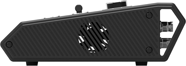 AVMATRIX VS0601 4/×SDI and 2/×HDMI inputs Mini 6CH SDI//HDMI Multi-Format Video Switcher with GPIO Interface for Live Tally System