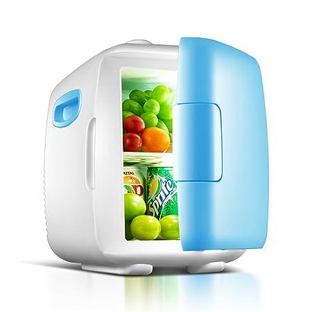 DULPLAY Eléctrico Mini Nevera, Refrigerador y Calentador Y C.c. ...