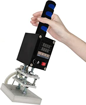 DONNGYZ Electric Embosser Manual Hot Foil Stamping Stamp Machine ...