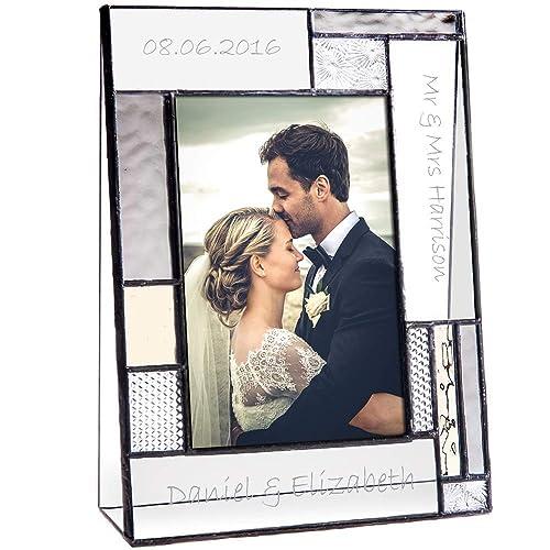 personalized wedding frames amazon com