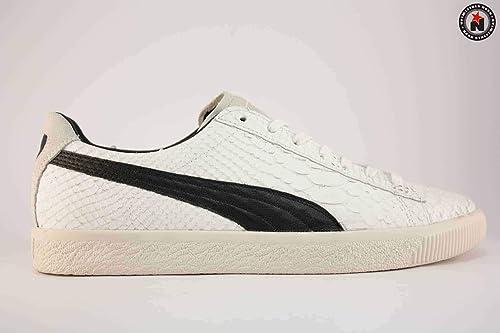 6e2c816fb2b0 Puma - Clyde MII- Sneakers Men White - 10.5 UK: Amazon.co.uk: Shoes .