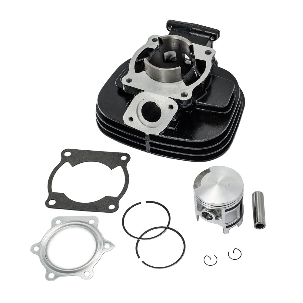 Cylinder Top End Kit Piston Gasket Assembly Kit for Yamaha Blaster 200 YFS 200 1988-2006