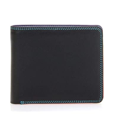 b2c47408c52 Mywalit Standard Wallet w/coin Pocket Black Pace: Amazon.de: Bekleidung