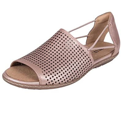 Earth Womens Shelly Blush Sandal - 5 M