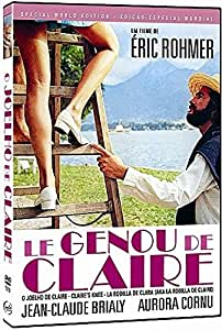 Six moral tales v claire 39 s knee six contes for Le clair logis contes