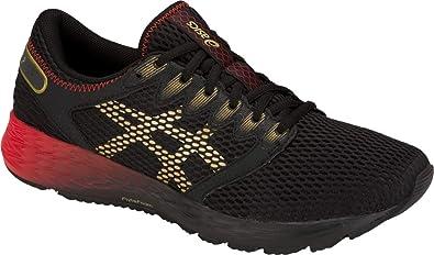 separation shoes 5c665 39f5e ASICS Roadhawk FF 2 Men s Running Shoe, Black Rich Gold, ...