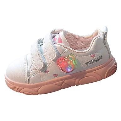 mejores zapatillas de deporte 81b36 56f2f Berimaterry Zapatillas sin Cordones para Niños Altas para ...