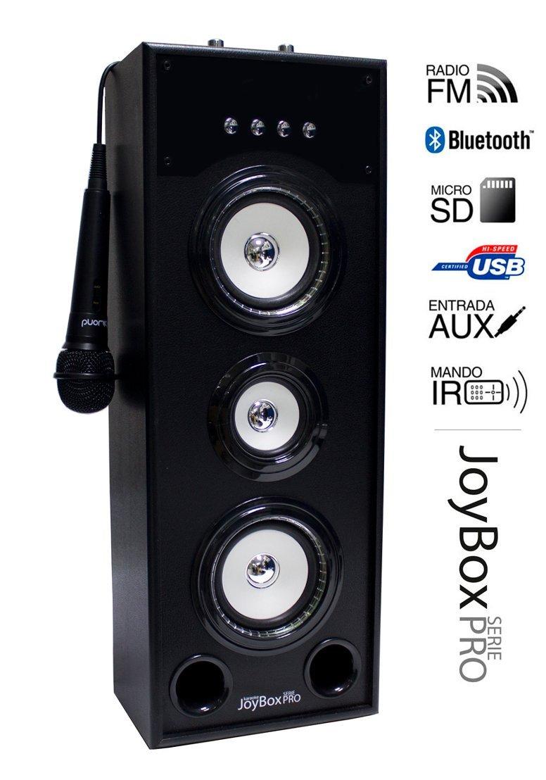 Joybox serie Pro, Reproductor karaoke Sin marca