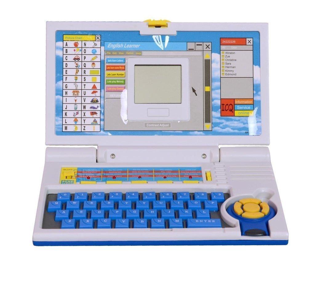 Buy Treemz-Blue English Learner/Education Laptop for Kids 20