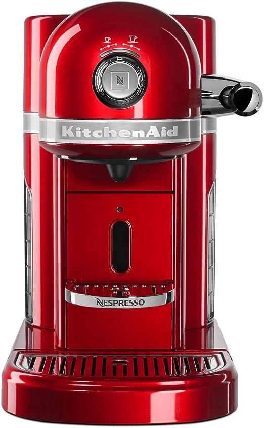 Amazon.com: KitchenAid Nespresso asistente de cocina ...