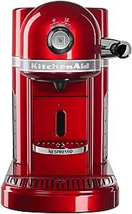 KitchenAid Nespresso Maker, One Size, Candy Apple