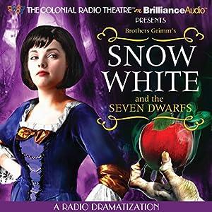 Snow White and the Seven Dwarfs Radio/TV Program
